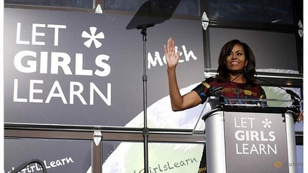 Hồi ký của bà Michelle Obama sẽ phát hành vào cuối năm nay