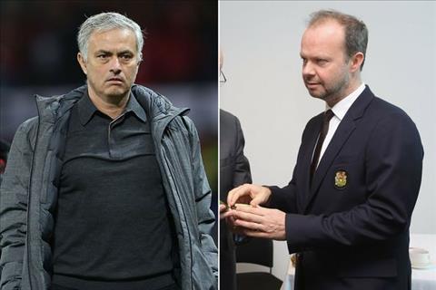 Jose Mourinho đột ngột từ chức HLV trưởng M.U