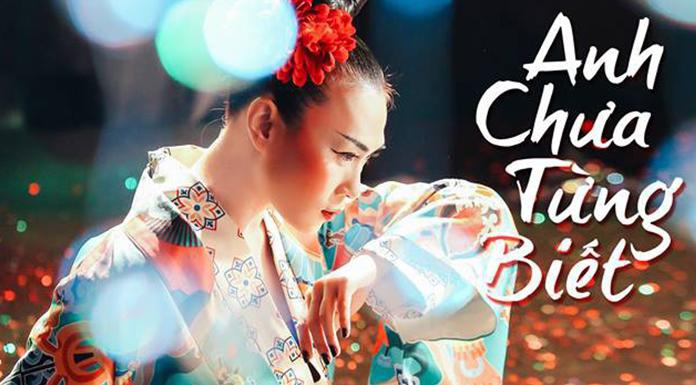 Mỹ Tâm tạo hình tượng Geisha trong MV mới 'Anh chưa từng biết'