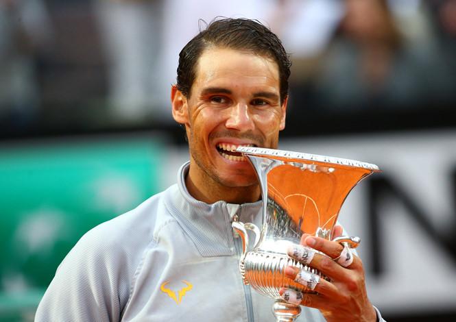 Đăng quang Rome Masters 2018, Nadal trở lại số 1 thế giới