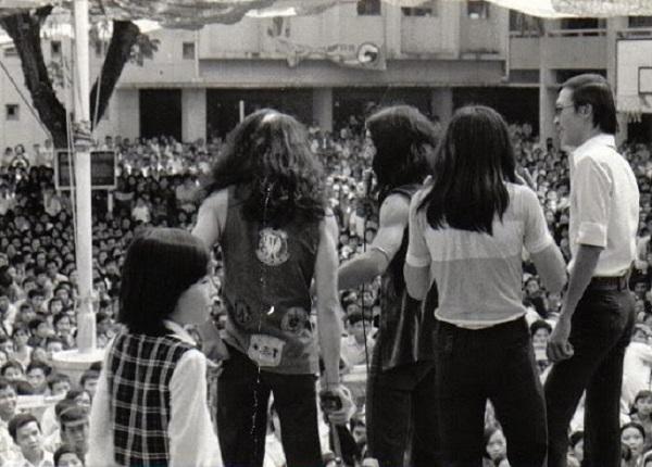 Kỳ 99: Một thời nhạc trẻ - Trường Kỳ