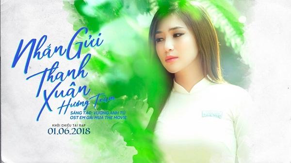 Nhắn Gửi Thanh Xuân - Hương Tràm
