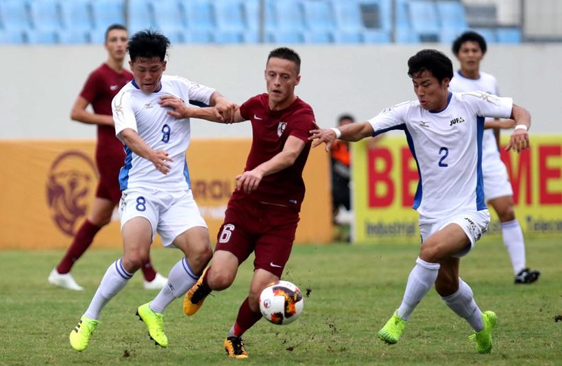 FK Sarajevo thua đậm Sinh viên Nhật Bản