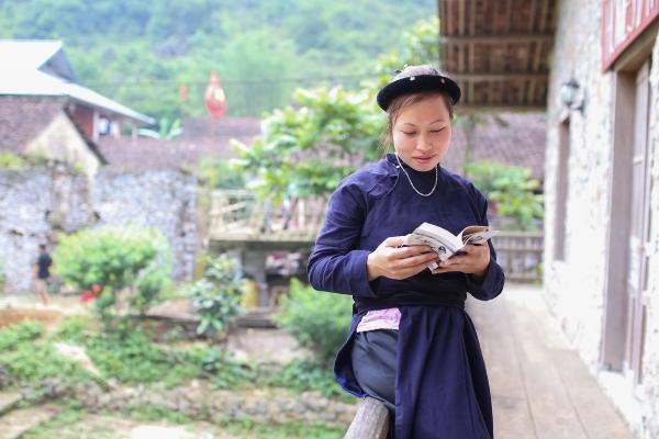 Sách quý sẽ giúp làng đá Khuổi Ky phát triển du lịch