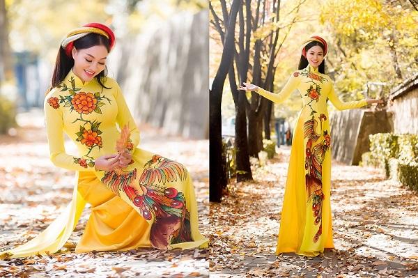 Nữ hoàng sắc đẹp Trần Huyền Nhung bận rộn chuẩn bị cho MR &MS International Business trước thềm chung kết