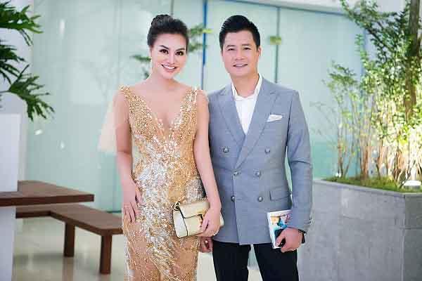 Nữ hoàng sắc đẹp Trần Huyền Nhung hội ngộ cùng sao Việt trong sinh nhật Đàm Vĩnh Hưng