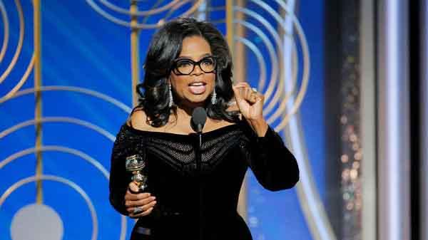 Bài phát biểu 'hay nhất nước Mỹ' của nữ hoàng truyền thông Oprah Frey