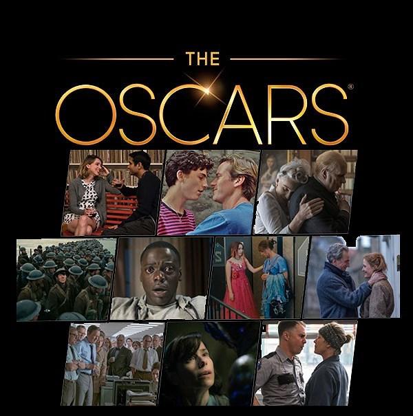 Lễ trao giải Oscar lần thứ 90: Phim xuất sắc dành cho 'The Shape of Water'