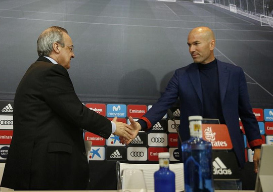 """Zidane từ chức, cả châu Âu nín thở """"ngóng"""" Real Madrid"""