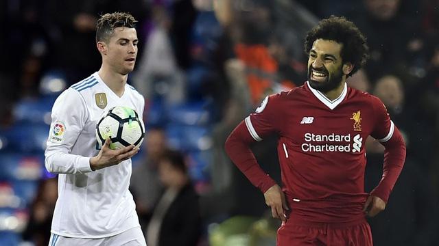 Salah nói gì khi đối đầu Ronaldo ở chung kết Champions League?
