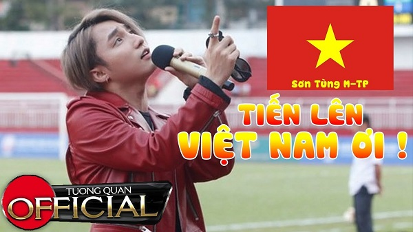 Tiến Lên Việt Nam Ơi - Sơn Tùng M -TP