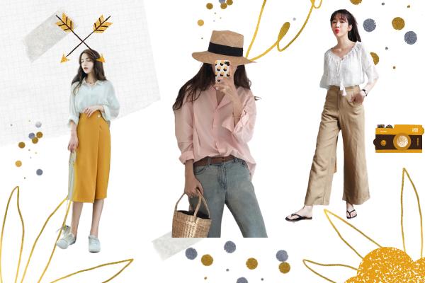 Bỏ túi những tip phối màu thời thượng cho áo quần