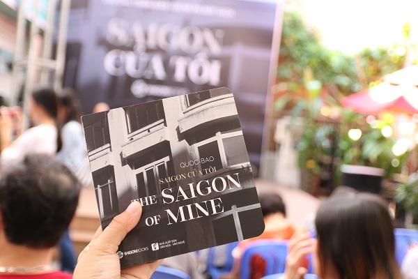 Quốc Bảo 'nhìn' Sài Gòn