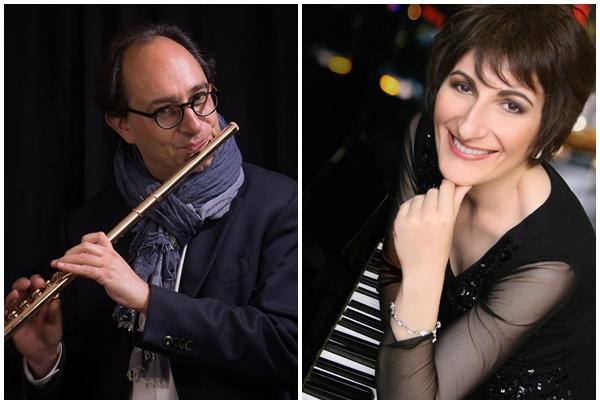 Song tấu sáo - piano 'Trường phái ấn tượng Pháp'