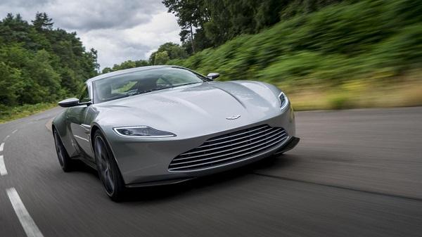 Siêu xe Aston Martin DB tiến hóa như thế nào?