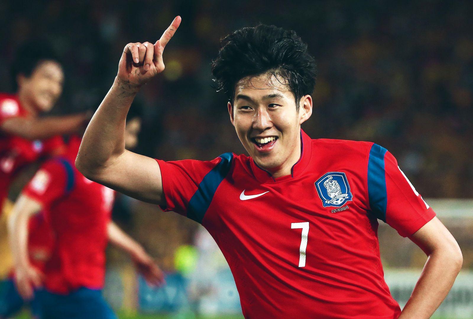 """3 ngôi sao kì vọng giúp ĐT Hàn Quốc """"vượt khó"""" tại World Cup 2018"""