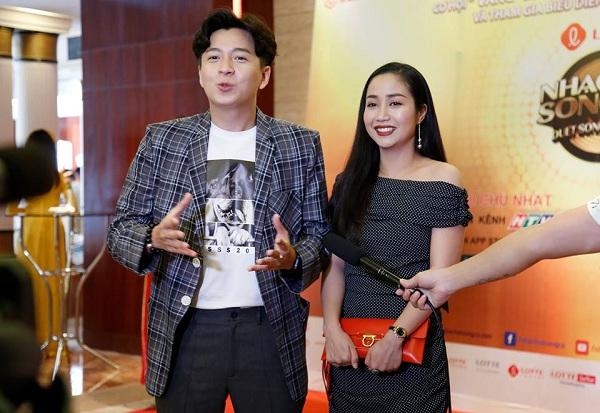 Ngô Kiến Huy và Ốc Thanh Vân làm MC 'Nhạc hội song ca' mùa 2