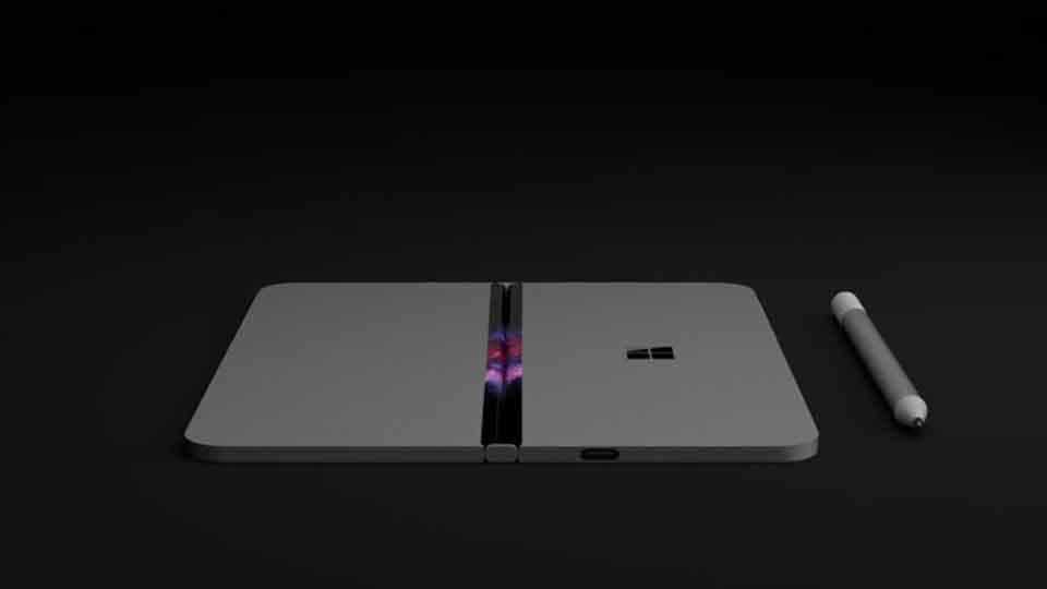 Chiêm ngưỡng Surface Phone với thiết kế táo bạo, đẹp miễn chê