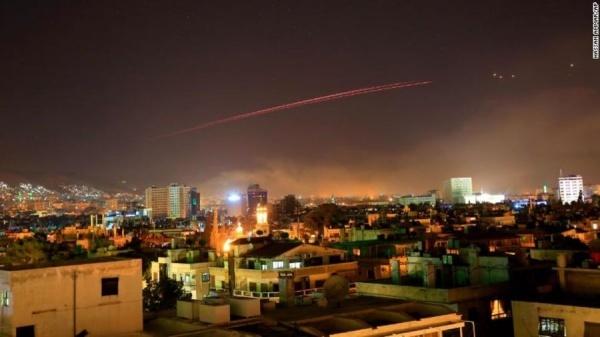 Mỹ-Anh-Pháp lập liên minh tấn công Syria