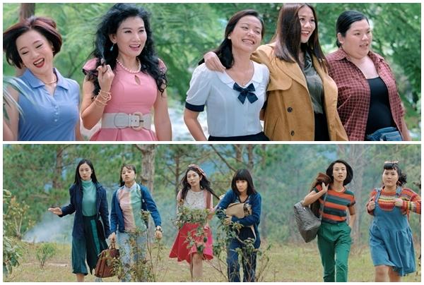 Âm nhạc giúp  'Tháng năm rực rỡ' gần với Việt Nam nhất