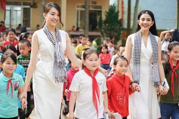 """Á hậu Trương Thị May: """"Hành trình từ trái tim đến trái tim chưa bao giờ là xa xôi"""""""