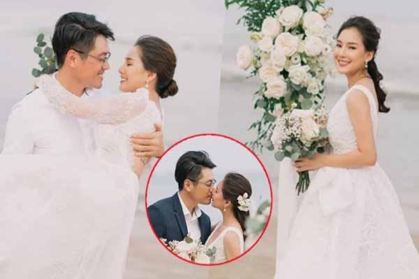 Vợ cố người mẫu Duy Nhân bật khóc nghẹn ngào trước tin đồn cưới chạy bầu