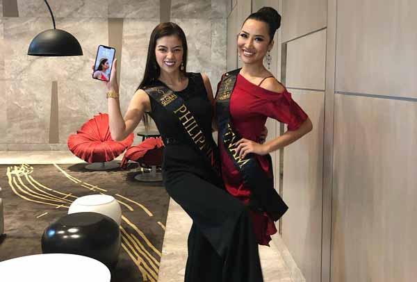 Á hậu Kiko Chan lần thứ 5 thi nhan sắc, lần này là đấu trường Miss Global 2019