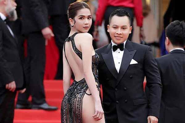 Ngọc Trinh bị phê phán, đối diện án phạt từ Bộ Văn Hóa vì ăn mặc phản cảm