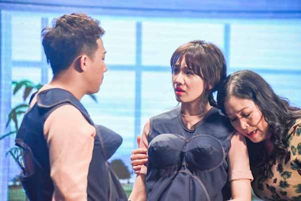 Trấn Thành, Hari Won phản ứng đối nghịch khi lỡ dính scandal