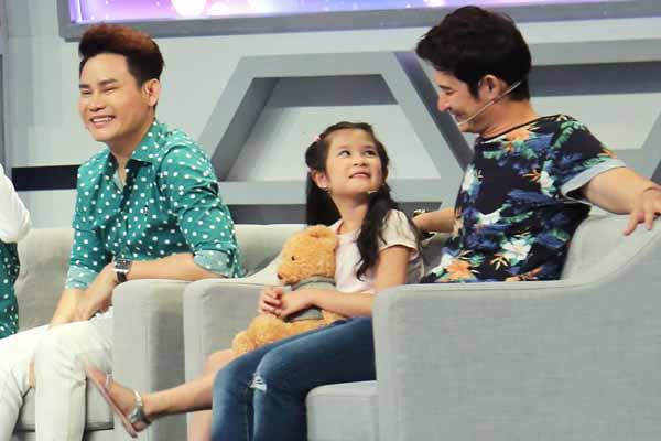Huy Khánh, Mạc Anh Thư lên tiếng nhẹ nhàng khi con gái bị chê 'hỗn'