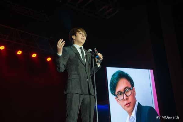 VIMO Awards vinh danh loạt tác phẩm điện ảnh Việt đình đám