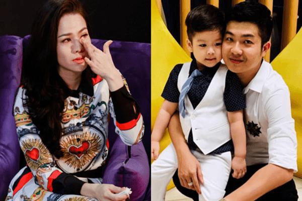 Sốc: Nhật Kim Anh cảnh cáo chồng cũ vì bị tố bỏ bê con trai