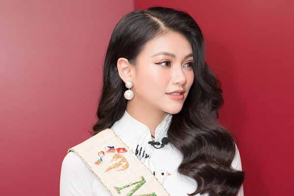 Miss Earth Phương Khánh phát ngôn thẳng thừng: 'Nhan sắc chỉ là phương tiện'