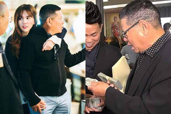 Tình cũ Ngọc Trinh tặng gia đình nghệ sĩ Anh Vũ 700 triệu để sửa lại nhà
