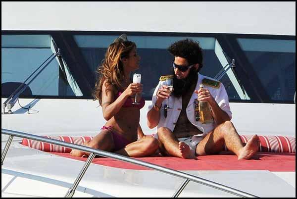 Một số chân dài, người đẹp đến Cannes bán dâm giá cực cao
