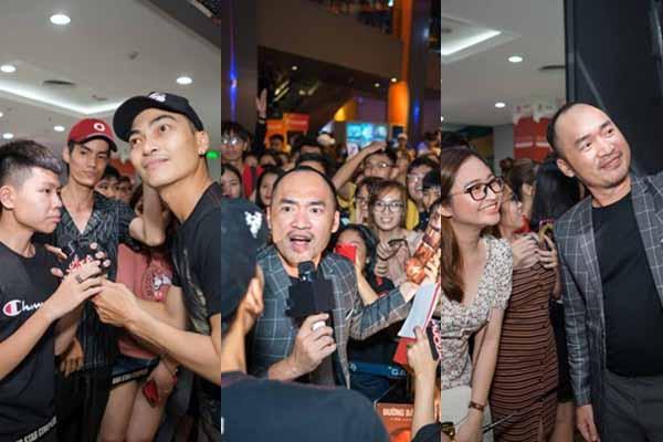 Chị Mười Ba vỡ trận, Tiến Luật - Thu Trang mắc kẹt trong vòng vây khán giả