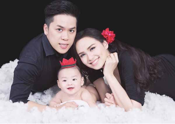 Nhiều bằng chứng nghi ngờ Hoa hậu Diễm Hương đã 'đường ai nấy bước' với người chồng thứ hai