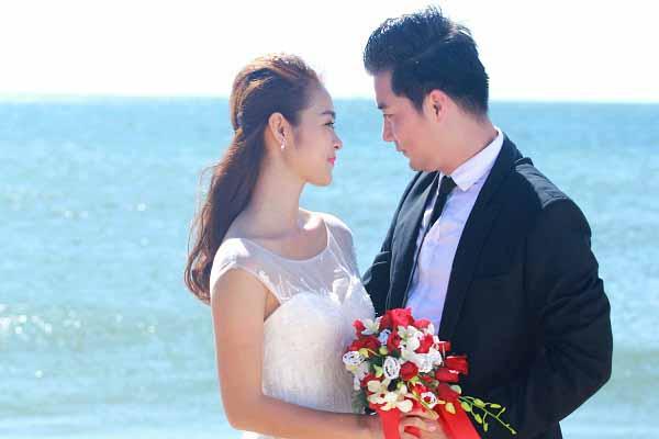 Sự thật chuyện Diệp Bảo Ngọc bí mật chụp ảnh cưới