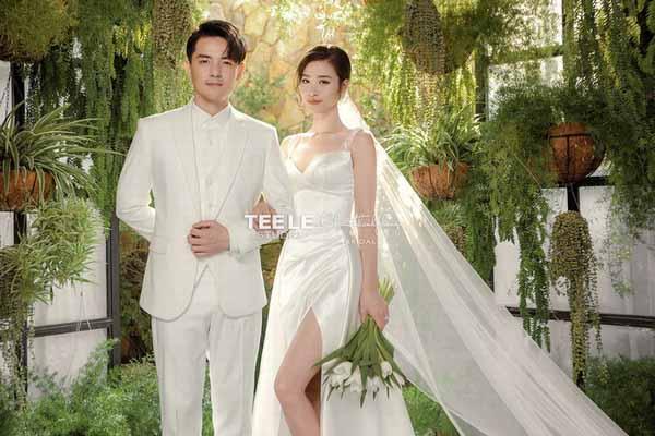 Công bố trọn vẹn ảnh cưới Đông Nhi - Ông Cao Thắng