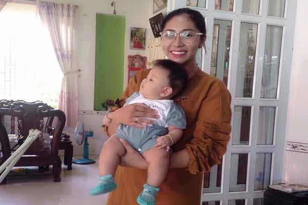 Hoa hậu Đặng Thu Thảo lộ ảnh mang thai
