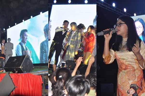 Ca sĩ trẻ Jay Hoo bị ung thư tuyến giáp, Châu Khải Phong - Phương Mỹ Chi ra tận Quảng Bình ủng hộ tinh thần