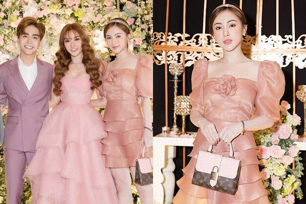 Dự đám cưới Thu Thủy, Kelly Nguyễn được 'xúi giục' sớm lên xe hoa