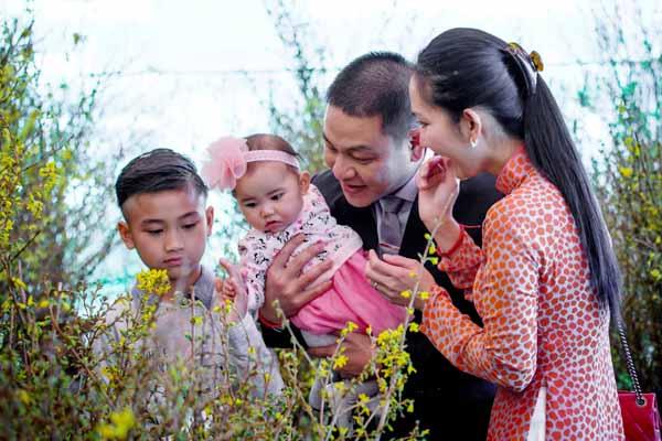 Cuộc sống Kim Hiền tại Mỹ: Không giàu có, cố gắng gìn giữ hạnh phúc