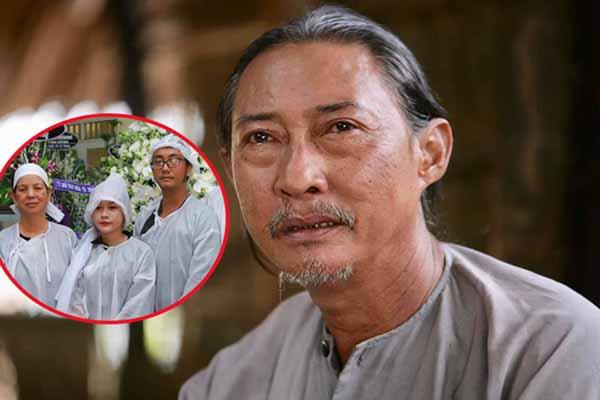 Gia đình nghệ sĩ Lê Bình gửi 100 triệu tiền từ thiện