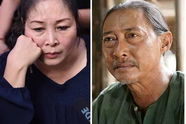 Nghệ sĩ Hồng Vân gửi lời tạ lỗi đến cố nghệ sĩ Lê Bình