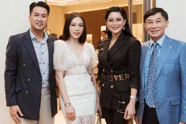 Gia đình hot girl Linh Rin ảnh hưởng nhiều vì yêu em chồng Tăng Thanh Hà
