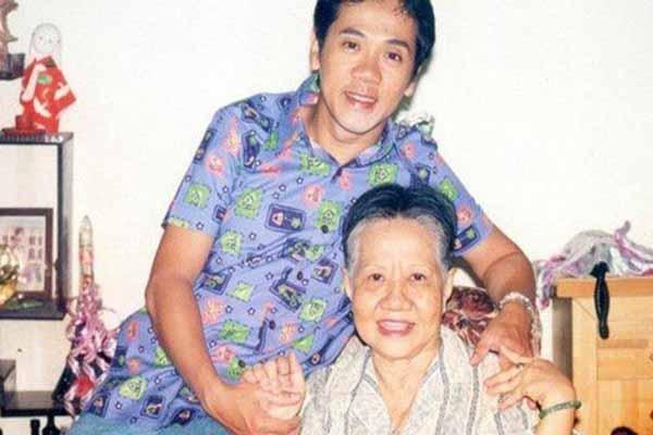 Nghệ sĩ Thành Lộc giấu kín thông tin mẹ ruột qua đời ở tuổi 84