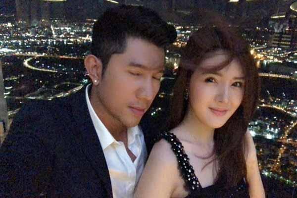 Hất cẳng Ngân 98, Lương Bằng Quang công khai tình mới là hot girl nổi tiếng hơn hẳn