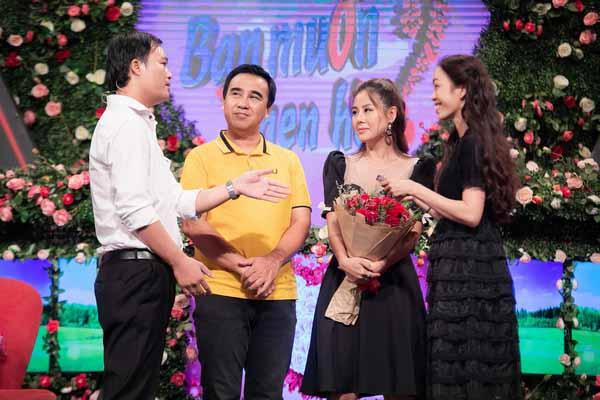 Quyền Linh, Nam Thư xót cảnh cô gái không mẹ đi hẹn hò