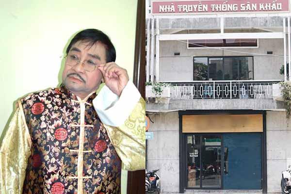 Nhà thờ Tổ nghề thành phố Hồ Chí Minh thành quán cà phê cho thuê